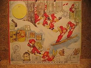 Barnens Adventskalender 1978.: Stenberg-Masolle, Aina: