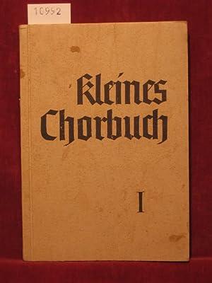 Kleines Chorbuch zu deutschen Volks- und Soldatenliedern.: Strube, Adolf:
