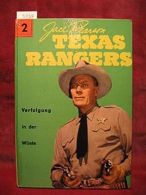 Die Abenteuer der Texas-Rangers. Band 2: Verfolgung in der Wüste.: Arnoldus, Henri: