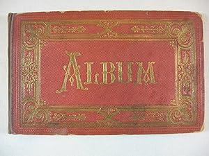 Poesiealbum für Louise Buche, 1881 - 1883.: Poesiealbum / Stammbuch: