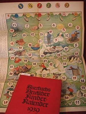 Auerbach s Kinderkalender: Auerbachs Deutscher Kinder - Kalender 1939, 57. Jahrgang.: Auerbach, Dr....