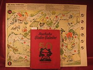 Auerbach s Kinderkalender: Auerbachs Kinder - Kalender 1932, 50. Jahrgang. Jubiläumsjahrgang. ...