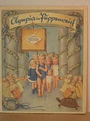 Olympia im Puppenreich.: Schildkrötpuppen: