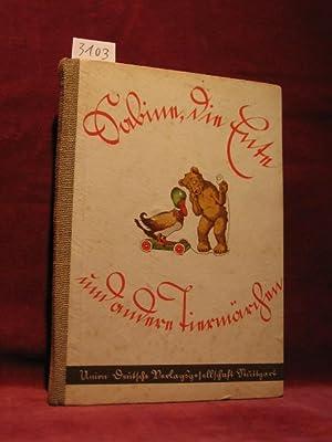 Sabine, die Ente und andere Tiermärchen.: Lohß / Jegerlehner / Hanel / Siebe: