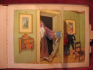 Schau mich an! Ein Ziehbilderbuch von Lothar Meggendorfer.: Meggendorfer, Lothar: