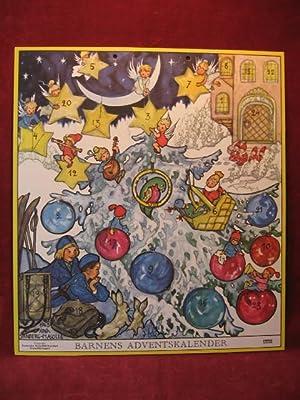 Barnens Adventskalender 1963.: Stenberg-Masolle, Aina: