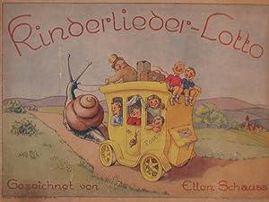 Kinderlieder-Lotto.: Schauss, Ellen: