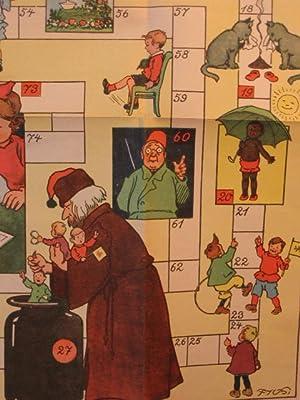 Das Struwwelpeter-Spiel.: Baumgarten, Fritz / Hoffmann, Heinrich):
