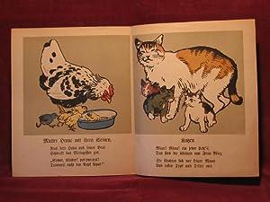Neues Tierbilderbuch von Willy Planck.: Holst, Adolf: