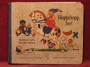 Hopp, hopp, ho!: Wenz-Vietor, Else: