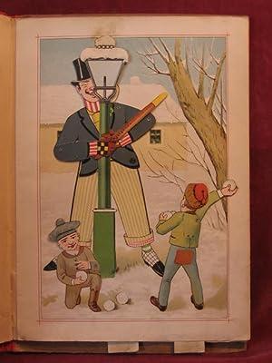 Gigerl s Freud und Leid. Ein Ziehbilderbuch von Lothar Meggendorfer. Text von Julius Beck.: ...