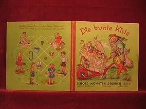 Die bunte Kiste. Scholz Monatsbilderbuch. 2. Jahrgang, Heft 6, März 1948. Osterheft.: Börsch, ...