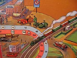 Pass auf! Originalausgabe - ein neues, interessantes Verkehrsspiel.