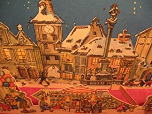 "Adventskalender "" Alte Stadt "".: Ritgen, Lore:"