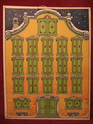 """Adventskalender """" Christkindleins Haus """".: Baum, Dora:"""