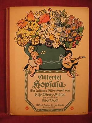 Allerlei Hopsasa.: Wenz-Vietor, Else / Holst, Adolf: