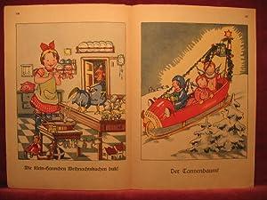 Die Kinderwelt. Jahrgang 1931, Heft Nr. 25. Vorweihnachtsheft.