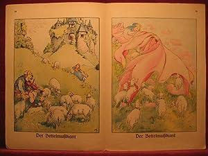 Die Kinderwelt. Jahrgang 1931, Heft Nr. 4.