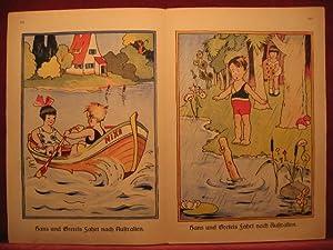 Die Kinderwelt. Jahrgang 1931, Heft Nr. 15.