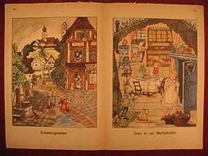 Deutsche Kinderwelt. Jahrgang 1934, Heft Nr. 17.