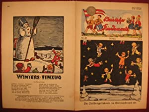 Deutsche Kinderwelt. Jahrgang 1934, Heft Nr. 25.