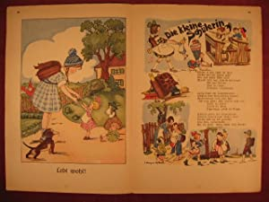 Deutsche Kinderwelt. Jahrgang 1934, Heft Nr. 9.