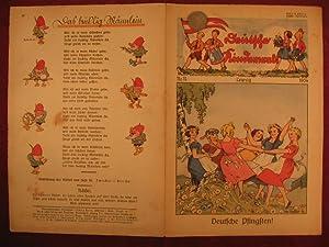 Deutsche Kinderwelt. Jahrgang 1934, Heft Nr. 11. Pfingsten.