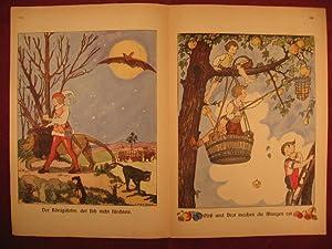 Deutsche Kinderwelt. Jahrgang 1934, Heft Nr. 19.