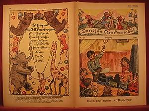 Deutsche Kinderwelt. Jahrgang 1936, Heft Nr. 21.