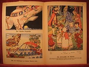 Deutsche Kinderwelt. Jahrgang 1936, Heft Nr. 16.