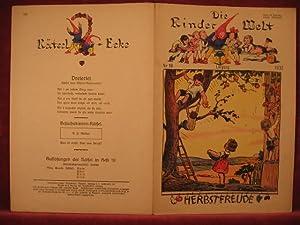 Die Kinderwelt. Jahrgang 1932, Heft Nr. 19.