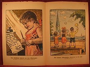 Deutsche Kinderwelt. Jahrgang 1935, Heft Nr. 7.