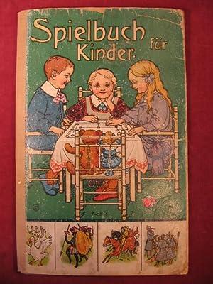 Spielbuch für Kinder.