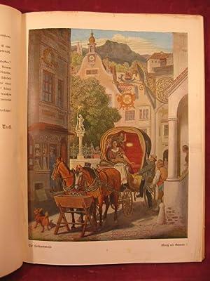 Stadt und Land. Viertes Bilderbuch der Münchner Jugend.: Hirth, Georg (Herausgeber):