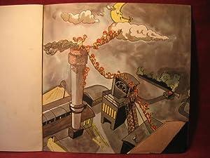 Bergheinzelmännchen. Lustige Bilder und Verse von Bergleuten für Bergleute und solche, ...