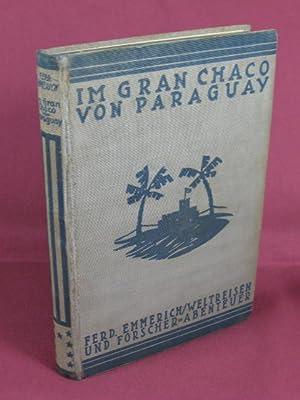 Im Gran Chaco von Paraguay (German Edition)