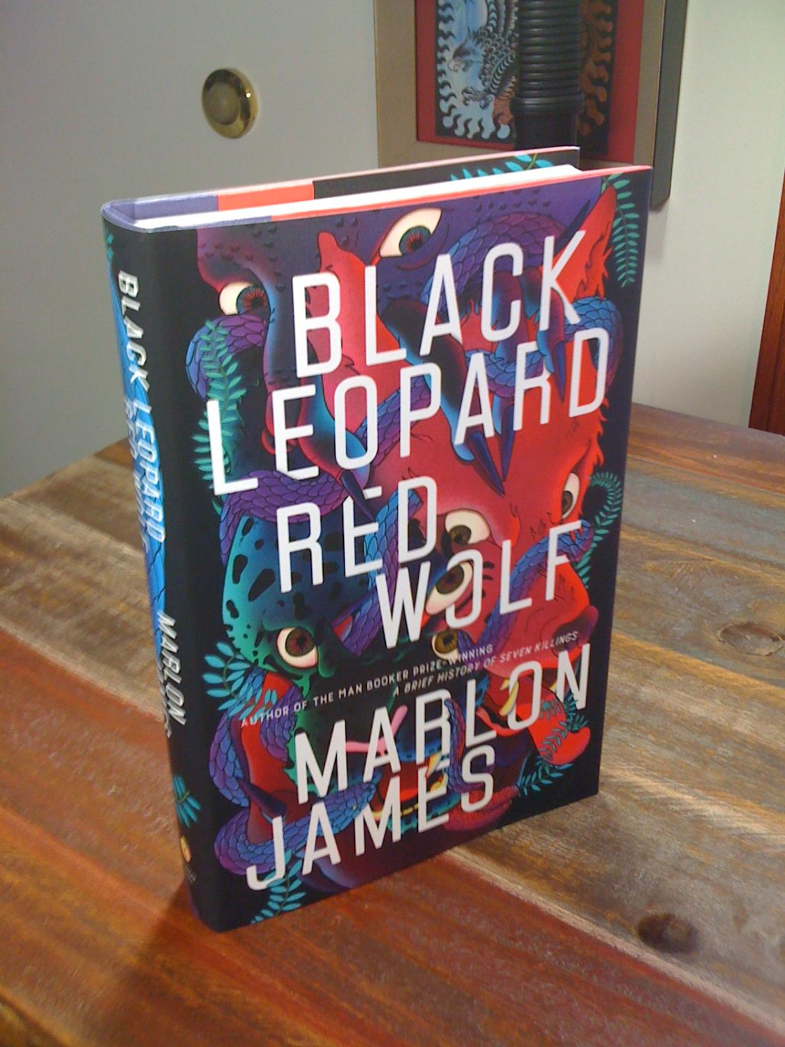 Black Leopard Red Wolf by Marlon James: River Head Books ... - photo#16