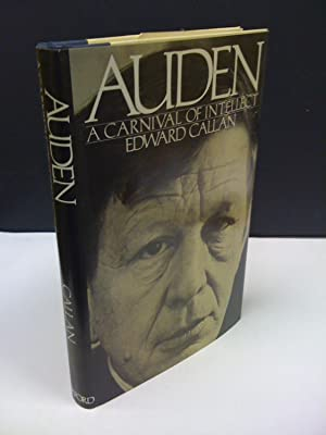 Auden: Carnival of Intellect