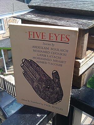 Five Eyes: Paul. (Translator) Boulaich,