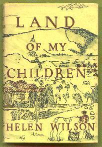 Land of My Children: WILSON, Helen