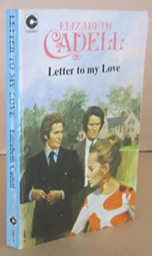 Letter to My Love