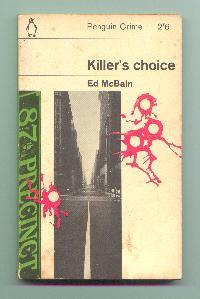 Killer's Choice: McBAIN, Ed