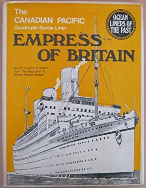 Ocean Liners of the Past No. 4: READE, Leslie (Introduction)