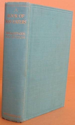 A Book of Man-Eaters: BURTON, Brigadier-General R.G.