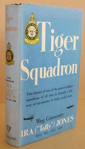 Tiger Squadron: JONES, Wing Commander