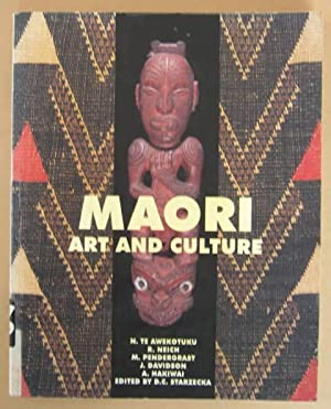 Maori Art and Culture: DAVIDSON, Janet; TE