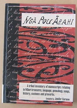 Nga Pou Arahi A Tribal Inventory of: CURNOW, Jennifer (Compler)