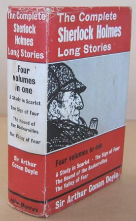 The Complete Sherlock Holmes Long Stories -: DOYLE, Arthur Conan