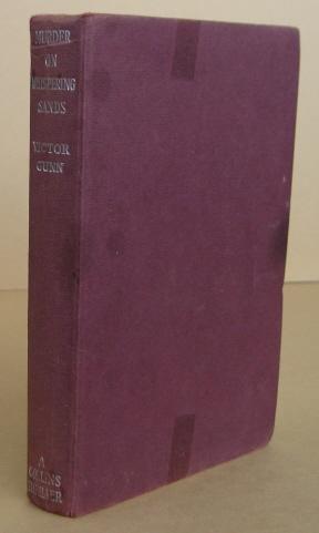 Murder on Whispering Sands: GUNN, Victor [pseudonym