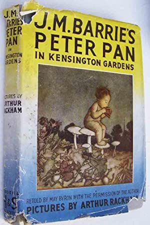 JM Barrie's Peter Pan in Kensington Gardens, retold for little people